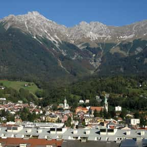 Innsbruck is listed (or ranked) 12 on the list The Best Winter Destinations