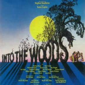 Into the Woods is listed (or ranked) 3 on the list The Best Broadway Musicals of the 80s
