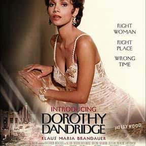 Introducing Dorothy Dandridge is listed (or ranked) 19 on the list The Greatest African American Biopics