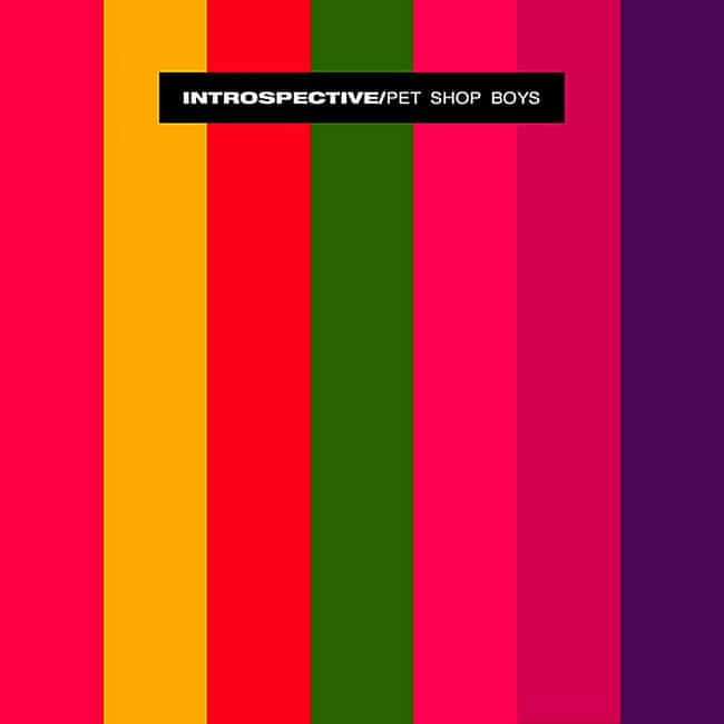Introspective is listed (or ranked) 2 on the list The Best Pet Shop Boys Albums of All Time