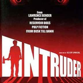 Intruder is listed (or ranked) 22 on the list The Best Slasher Movies of the 1980s