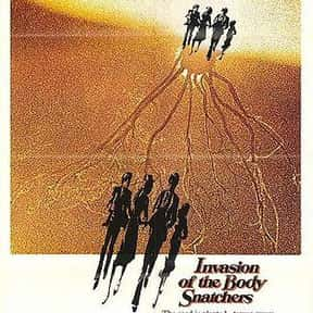 Invasion of the Body Snatchers is listed (or ranked) 4 on the list The Best Donald Sutherland Movies