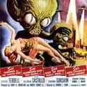 Invasion of the Saucer Men is listed (or ranked) 9 on the list The Best 1950s Alien Movies