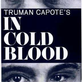 In Cold Blood is listed (or ranked) 5 on the list The Best Movies Based on Real Murders