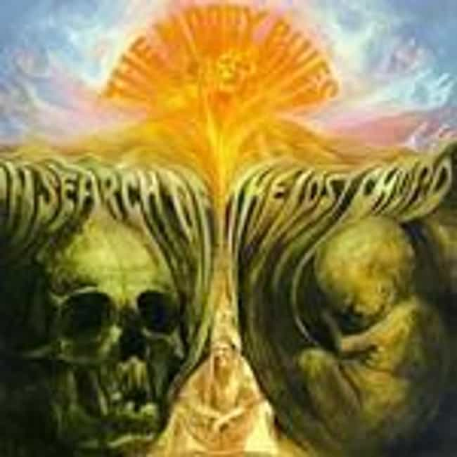 In Search of the Lost Ch... is listed (or ranked) 2 on the list The Best Moody Blues Albums of All Time