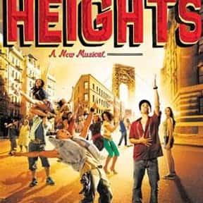 In the Heights is listed (or ranked) 6 on the list The Best Broadway Musicals of the 2000s