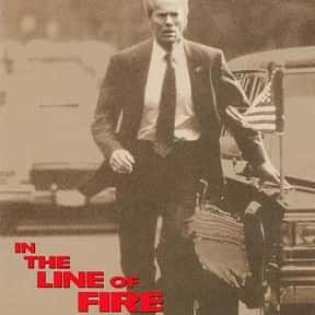 In the Line of Fire is listed (or ranked) 19 on the list The Best Political Drama Movies, Ranked