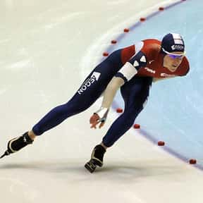 Ireen Wüst is listed (or ranked) 3 on the list The Best Olympic Athletes in Speed Skating
