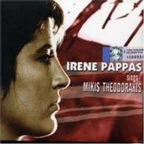 Irene Papas is listed (or ranked) 3 on the list Full Cast of Zorba The Greek Actors/Actresses