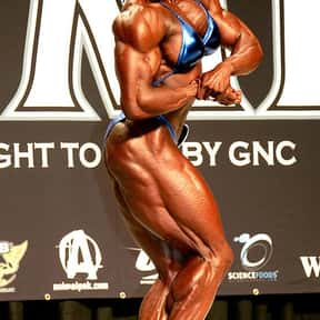 Iris Kyle is listed (or ranked) 14 on the list Famous Female Bodybuilders