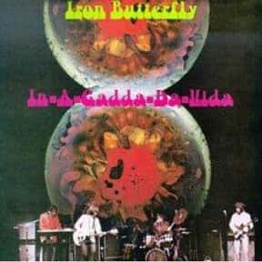 Iron Butterfly is listed (or ranked) 15 on the list The Best Bands With Animal Names