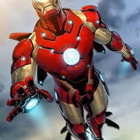 Iron Man is listed (or ranked) 2 on the list List of All New Avengers Members