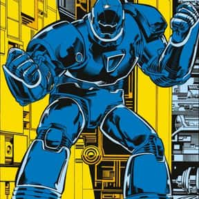 Iron Monger is listed (or ranked) 3 on the list The Best Iron Man Villains Ever