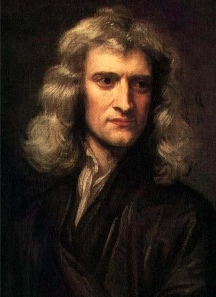 Isaac Newton Created Calculus, at Age 23