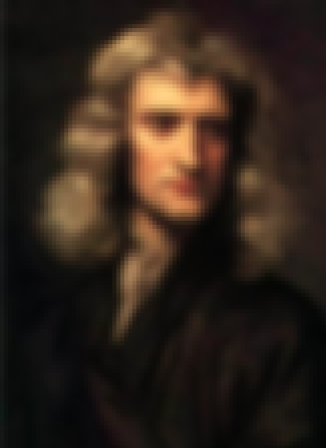 Isaac Newton is listed (or ranked) 3 on the list Famous People You Didn't Know Were Unitarian