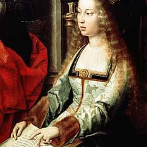 Isabella I of Castile is listed (or ranked) 17 on the list The Most Powerful Women Of All Time