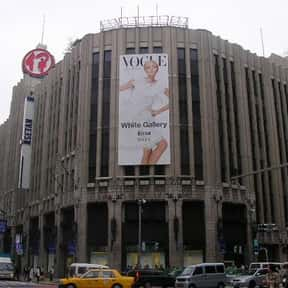 Isetan is listed (or ranked) 1 on the list The Best Japanese Department Stores