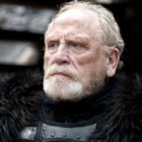 Jeor Mormont is listed (or ranked) 22 on the list Every 'Game of Thrones' Character's First Words