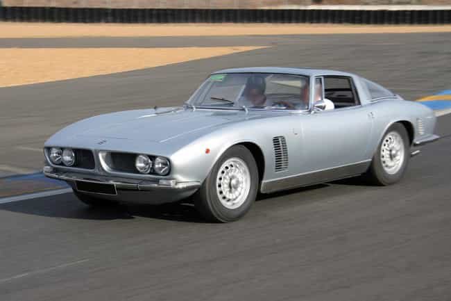 Iso Grifo is listed (or ranked) 1 on the list Full List of Iso Rivolta Models
