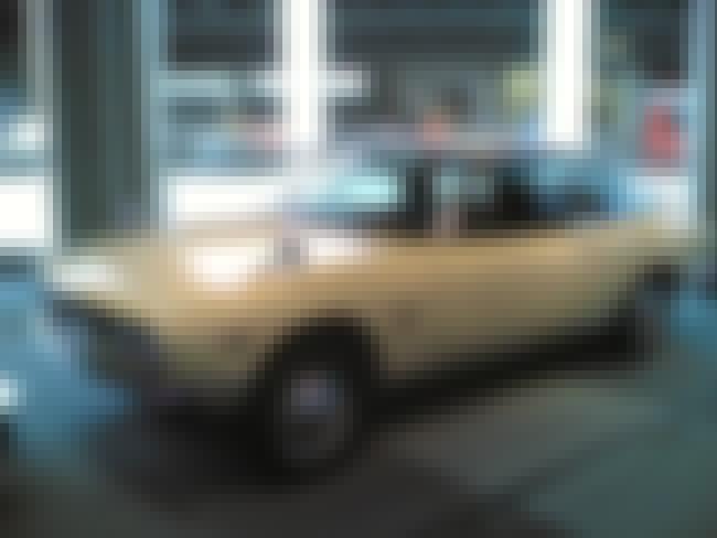 Isuzu 117 Coupé is listed (or ranked) 7 on the list Full List of Isuzu Models