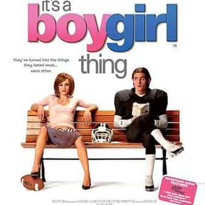 It's a Boy Girl Thing is listed (or ranked) 3 on the list 20+ Great Movies Where Characters Swap Ages or Bodies
