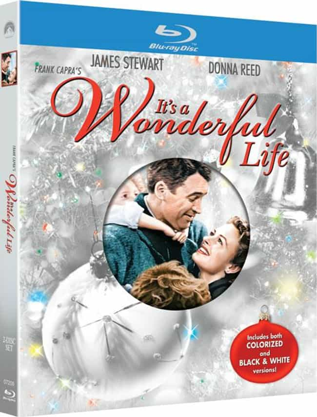It's a Wonderful Life is listed (or ranked) 1 on the list The Best Movies That Have Been Screened at the White House