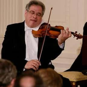 Itzhak Perlman is listed (or ranked) 18 on the list List of Famous Violinists