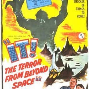 It! The Terror from Beyond Spa is listed (or ranked) 23 on the list The Best Sci-Fi Movies of the 1950s