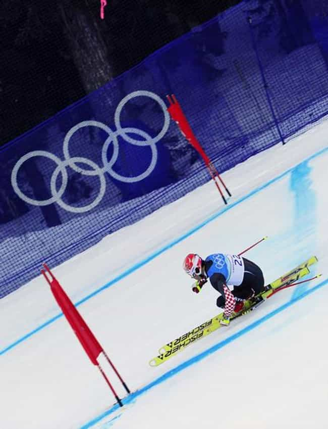 Ivica Kostelić is listed (or ranked) 4 on the list Famous Alpine skiers from Croatia