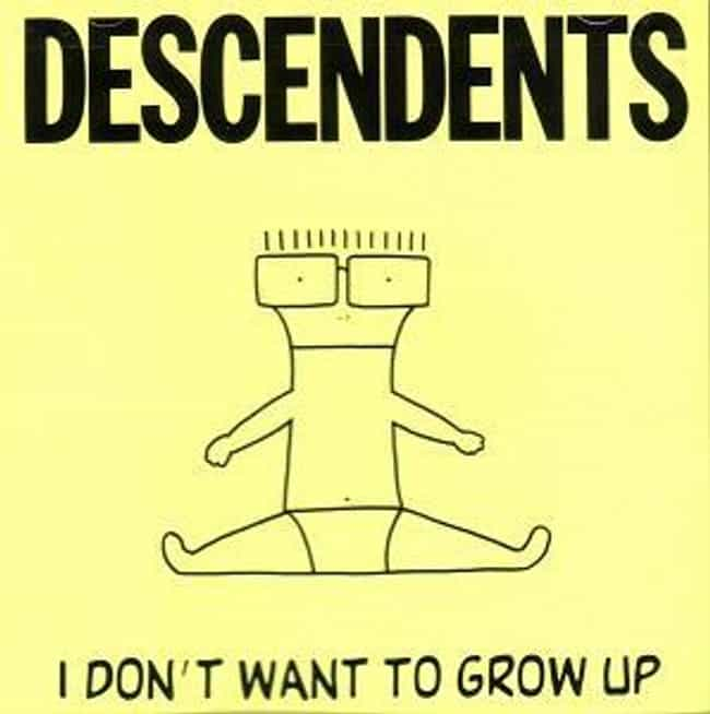 I Don't Want to Grow Up ... is listed (or ranked) 3 on the list The Best Descendents Albums of All Time