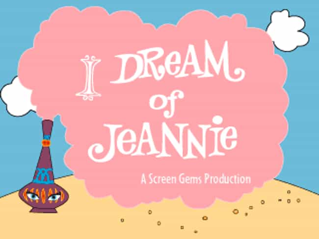 I Dream of Jeannie is listed (or ranked) 2 on the list Sidney Sheldon Shows and TV Series