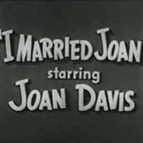 I Married Joan is listed (or ranked) 22 on the list The Best Sitcoms from the 1950s