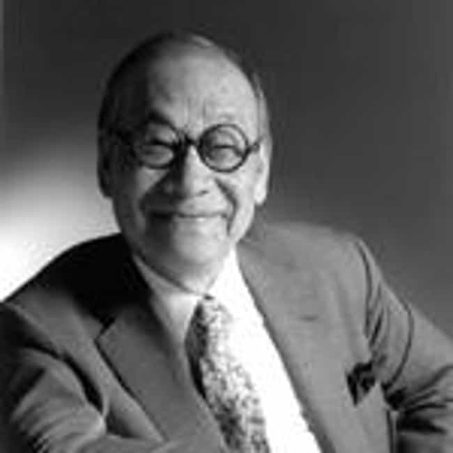 I. M. Pei is listed (or ranked) 3 on the list Celebrities Who Died in 2019