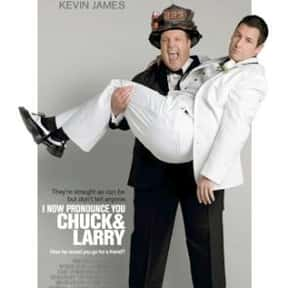 I Now Pronounce You Chuck and  is listed (or ranked) 17 on the list The Best and Worst of Adam Sandler