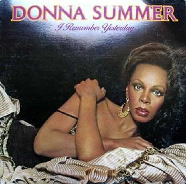 I Remember Yesterday is listed (or ranked) 3 on the list The Best Donna Summer Albums of All Time