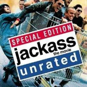 Jackass: The Movie series is listed (or ranked) 16 on the list The Best Movies for Drinking Games