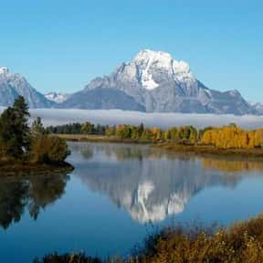 Jackson Hole is listed (or ranked) 8 on the list The Best Winter Destinations
