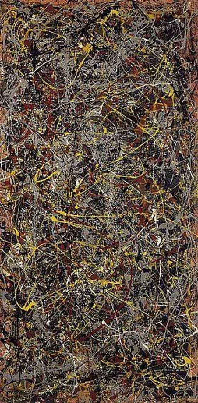 Jackson Pollock is listed (or ranked) 1 on the list Famous Abstract Expressionist Artists