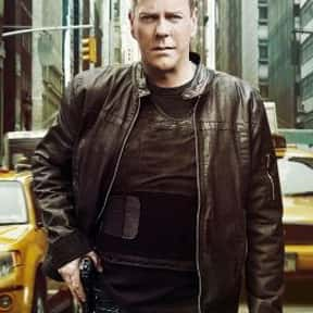 Jack Bauer is listed (or ranked) 13 on the list The Best Conspiracy Characters In Movies & TV