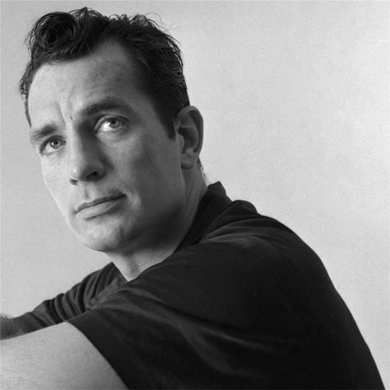 Jack Kerouac is listed (or ranked) 3 on the list Famous Male Poets