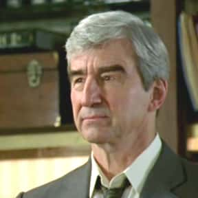 Jack McCoy is listed (or ranked) 1 on the list The Greatest Lawyer Characters in TV History