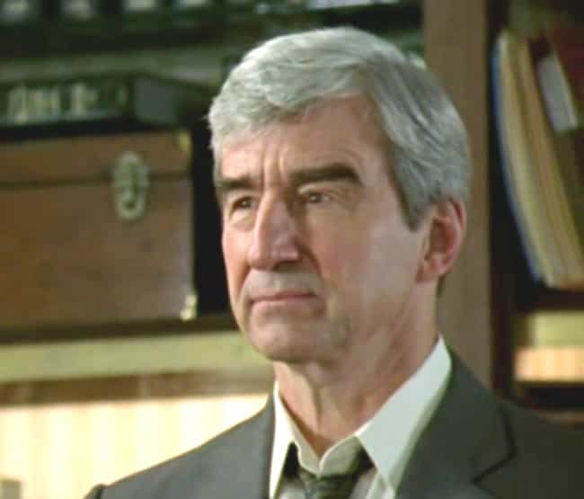 Jack McCoy is listed (or ranked) 8 on the list The Greatest TV Characters Who Weren't in Season 1