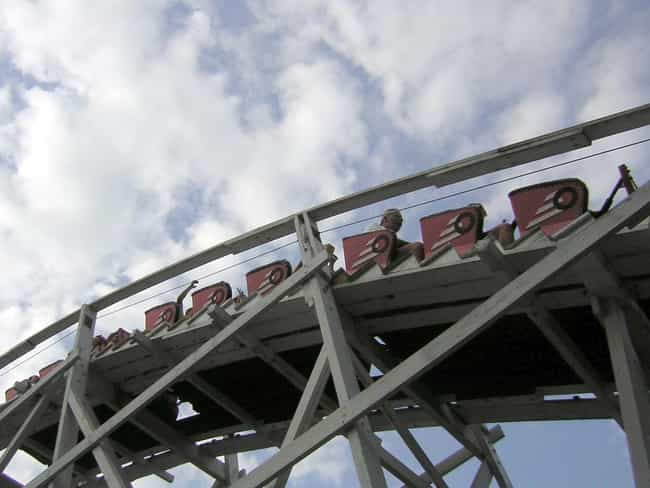 Jack Rabbit is listed (or ranked) 4 on the list The Best Rides at Kennywood