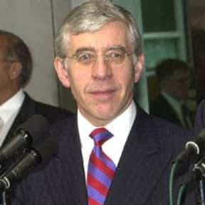 Jack Straw is listed (or ranked) 13 on the list List of Famous Barristers