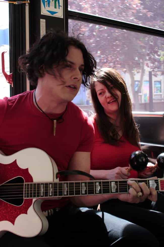 The White Stripes is listed (or ranked) 1 on the list Bands That Are (Or Were) Couples