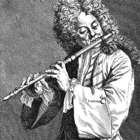 Jacques-Martin Hotteterre is listed (or ranked) 25 on the list The Greatest Bassoonists of All Time