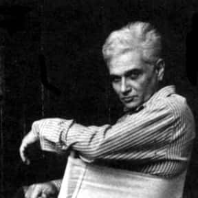 Jacques Derrida is listed (or ranked) 2 on the list Famous Writers from Algeria