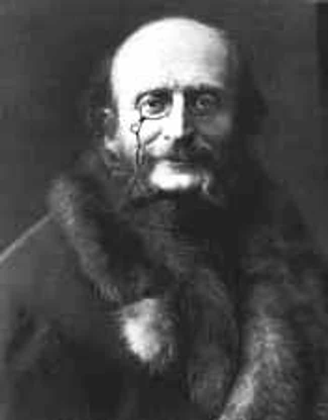 Jacques Offenbach is listed (or ranked) 3 on the list Famous Male Cellists