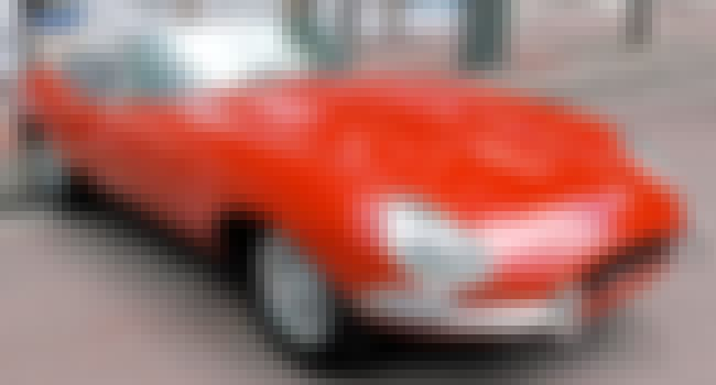 Jaguar E-Type is listed (or ranked) 1 on the list Full List of Jaguar Models