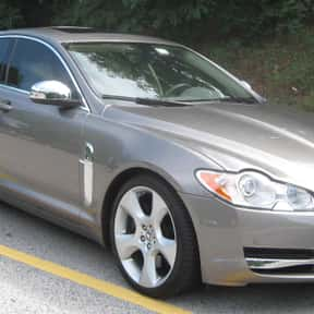 Jaguar XF is listed (or ranked) 17 on the list The Best Midsize Family Sedans